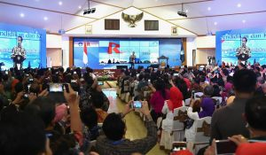 Membangun Kesadaran Pentingnya SDM Unggul Untuk Indonesia Produktif