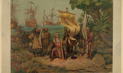 Colombus Bukan Yang Pertama Menjelajah Amerika