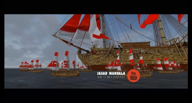 Cerita Armada Laut Majapahit