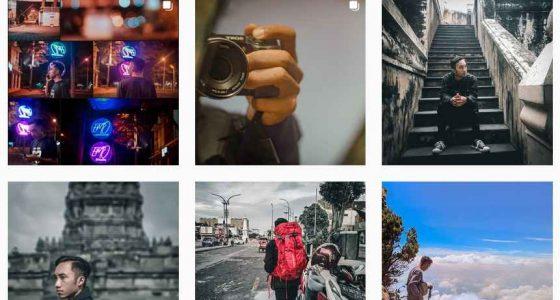 Tips Foto Instagramable Dengan HP