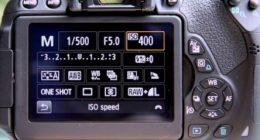 cara setting kamera outdoor